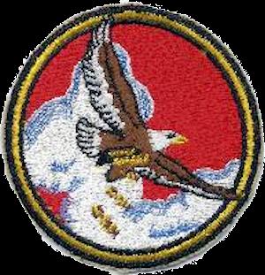 718th Intelligence Squadron - Emblem of the 718th Bombardment Squadron