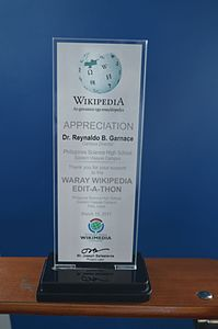 7th Waray Wikipedia Edit-a-thon 15.JPG