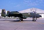 A-10A 79-102 CN 366 354 TFW CC plane xfr to AMARC 27 Aug 1992.jpg