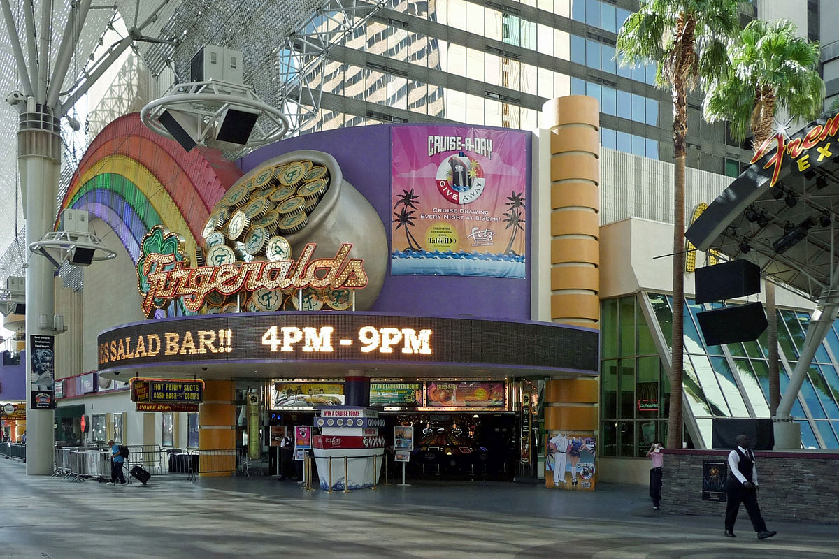 Fitzgeralds Hotel And Casino Las Vegas