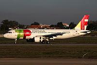 CS-TNU - A320 - TAP Portugal