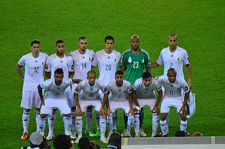 Image result for algeria team 2016