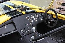 AC Cobra 427 Replica Magnum, Cockpit (2015-09-12 3679 Sp).jpg