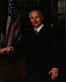 A. Joe Fish American judge