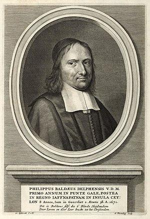 Philippus Baldaeus - Philippus Baldaeus