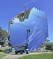 ANU campus Big Dish Paraboloidal CSP prototype 2.jpg