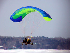 Aircraft Sales and Parts - Summit II powered parachute