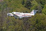 ASL - Air Service Liege Beech B200C Super King Air OO-ASL (26757556620).jpg