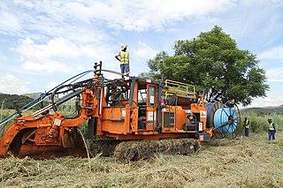 Trencher (machine)