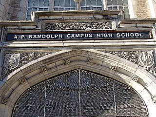 A. Philip Randolph Campus High School Public high school in New York, New York, United States