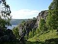 A cliff edged gully - geograph.org.uk - 817339.jpg