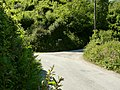 A footpath which leads from Nethercott Road to North Buckland Hill, near Heddon Mill - geograph.org.uk - 1922089.jpg