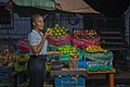 A lady at a fruit shop in Owerri, Imo State.jpg