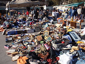 A load of old junk or hidden treasures? Encants market in Barcelona.jpg