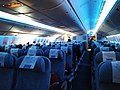 A nearly empty flight from PEK to LAX amid the COVID-19 pandemic 3.jpg