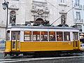 A tram near Baixa Chiado, Lisbon.jpg