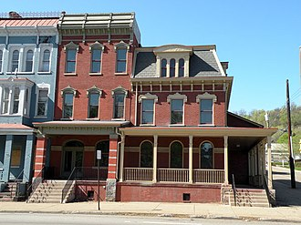 Aberlie House - Image: Aberlie House