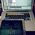 Ableton Live + Pad controller.jpg
