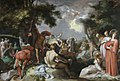 Abraham Bloemaert - The Baptism of Christ NTIV HAMH 172295.jpg