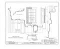 Abram G. Eckerson House, Chestnut Ridge Road, Montvale, Bergen County, NJ HABS NJ,2-MONT,1- (sheet 12 of 17).png