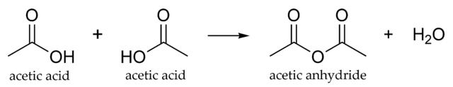 Acetic Acid Condensation