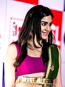 Adah Sharma hundred hearts ccl.jpg