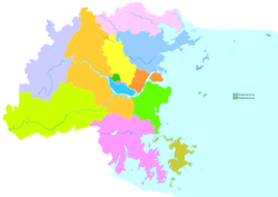 Administrative Division Fuzhou prfc map.png
