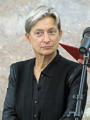 Judith Butler - Butler receives the Theodor W. Adorno Award in 2012