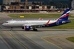 Aeroflot, VP-BIX, Airbus A320-214 (44207283661).jpg