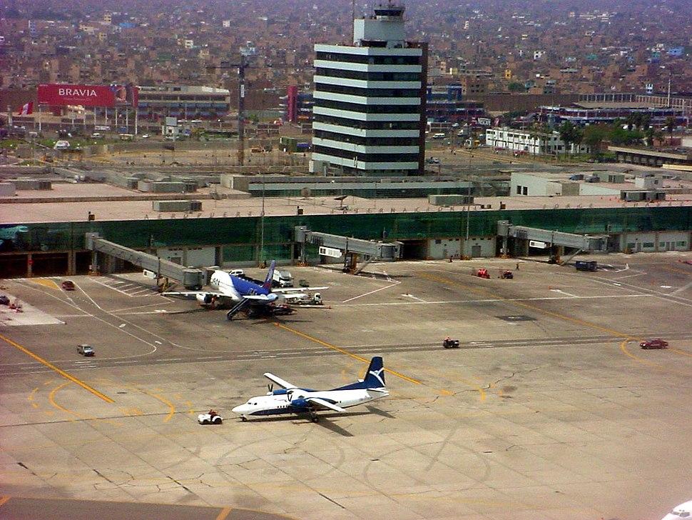 AeropuertoJorgeChavez2006-1