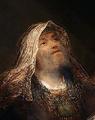 Aert de Gelder, Simeon's Song of Praise (detail).png