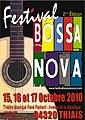 Affiche Officielle du Festival Bossa Nova en 2010.jpg