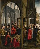 After Rogier van der Weyden - Marriage of Mary and Joseph.jpg