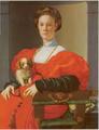 Agnolo Bronzino - Bildnis einer vornehmen Dame.png