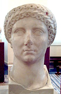 prominent Roman woman of the first century CE