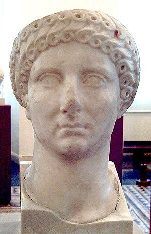 Agrippina the Elder - Agrippina the Elder