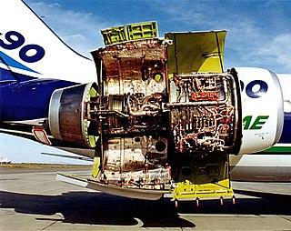IAE V2500 turbofan aircraft engine family
