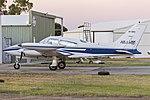 Air Link (VH-BWQ) Cessna 310R at Wagga Wagga Airport.jpg