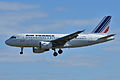 Airbus A319-100 Air France (AFR) F-GRHD - MSN 1000 (10223012984).jpg