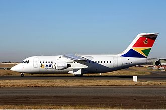 Airlink - Airlink Avro RJ85
