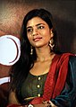 Aishwarya Rajesh at Rummy Audio Launch.jpg