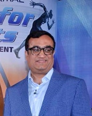 Ajay Maken - Image: Ajay Maken at NDTV Sports event