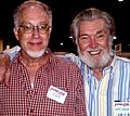 Al Gordon and Denny Miller (2007).jpg