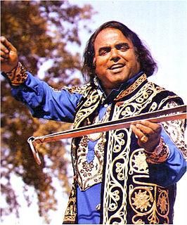 Alam Lohar Pakistani singer
