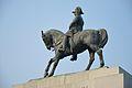 Albert Edward - Edwardvs VII Rex Imperator - Bronze Equestrian Statue by Bertram Mackennal - Victoria Memorial Hall Complex - Kolkata 2014-01-05 5639.JPG