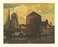 Album 8 estampes (en couleurs) (07) - Paysage, print by Armand Apol (1879-1950), Belgium, Prints Department of the Royal Library of Belgium, S.III 112563.jpg