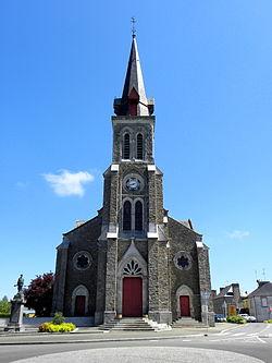 Alexain (53) Église.JPG