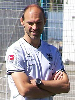 Alexander Schmidt (football manager) German football manager