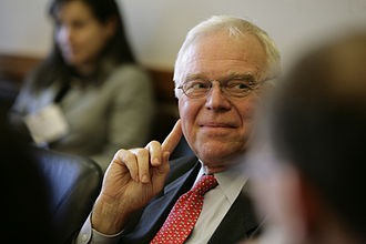 Alfred C. Aman Jr. - Alfred Aman, at a March 2009 Rappaport Center roundtable on ethics and Massachusetts lobbying reform