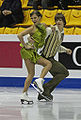 Alisa AGAFONOVA Dmitri DUN Grand Prix Final 2008 – Juniors Dance.jpg
